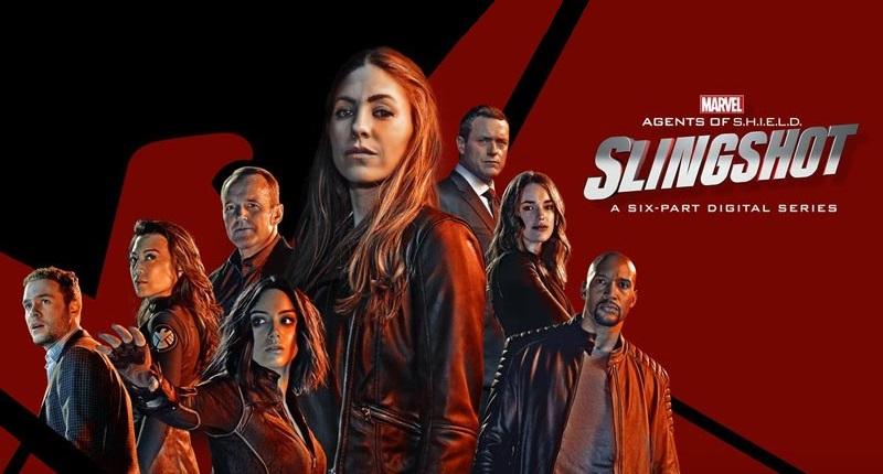 ABC presenta Agents Of SHIELD: Slingshot