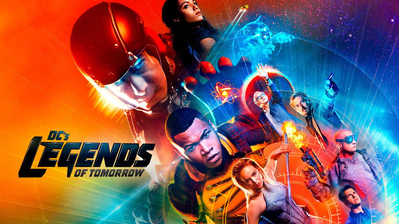 Legends Of Tomorrow 2.0 arriva in Italia!