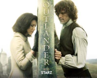In contemporanea la stagione 3 di Outlander