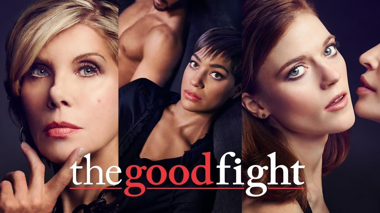TIMVision presenta The Good Fight in Italia