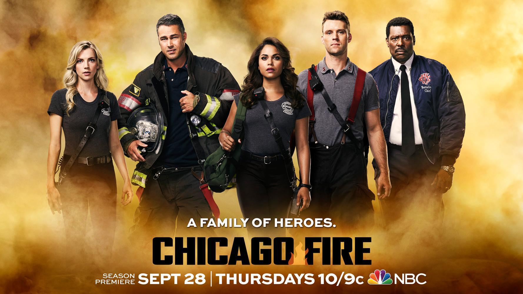 One Chicago: Soundtrack e news sugli show