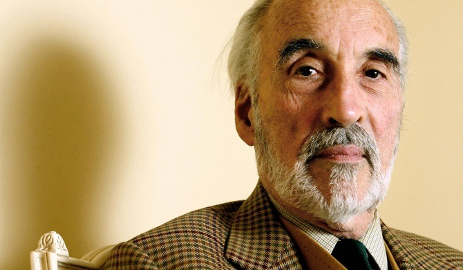 Christopher Lee: Non solo conte Dracula!