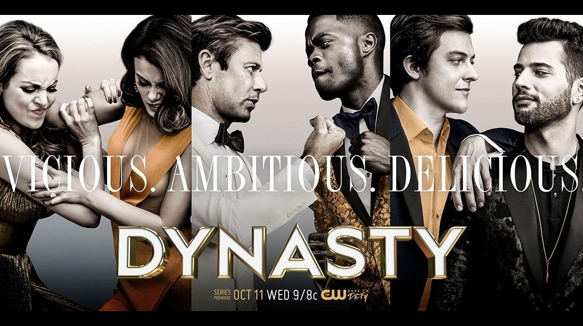 In contemporanea il reboot di Dynasty...