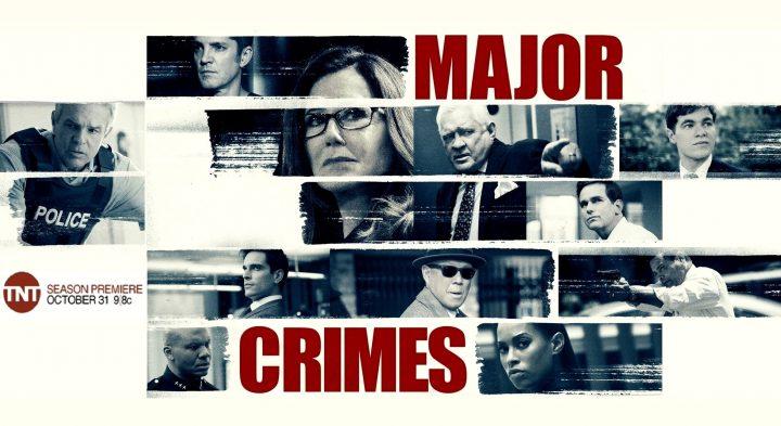 Major Crimes torna un'ultima volta su TNT