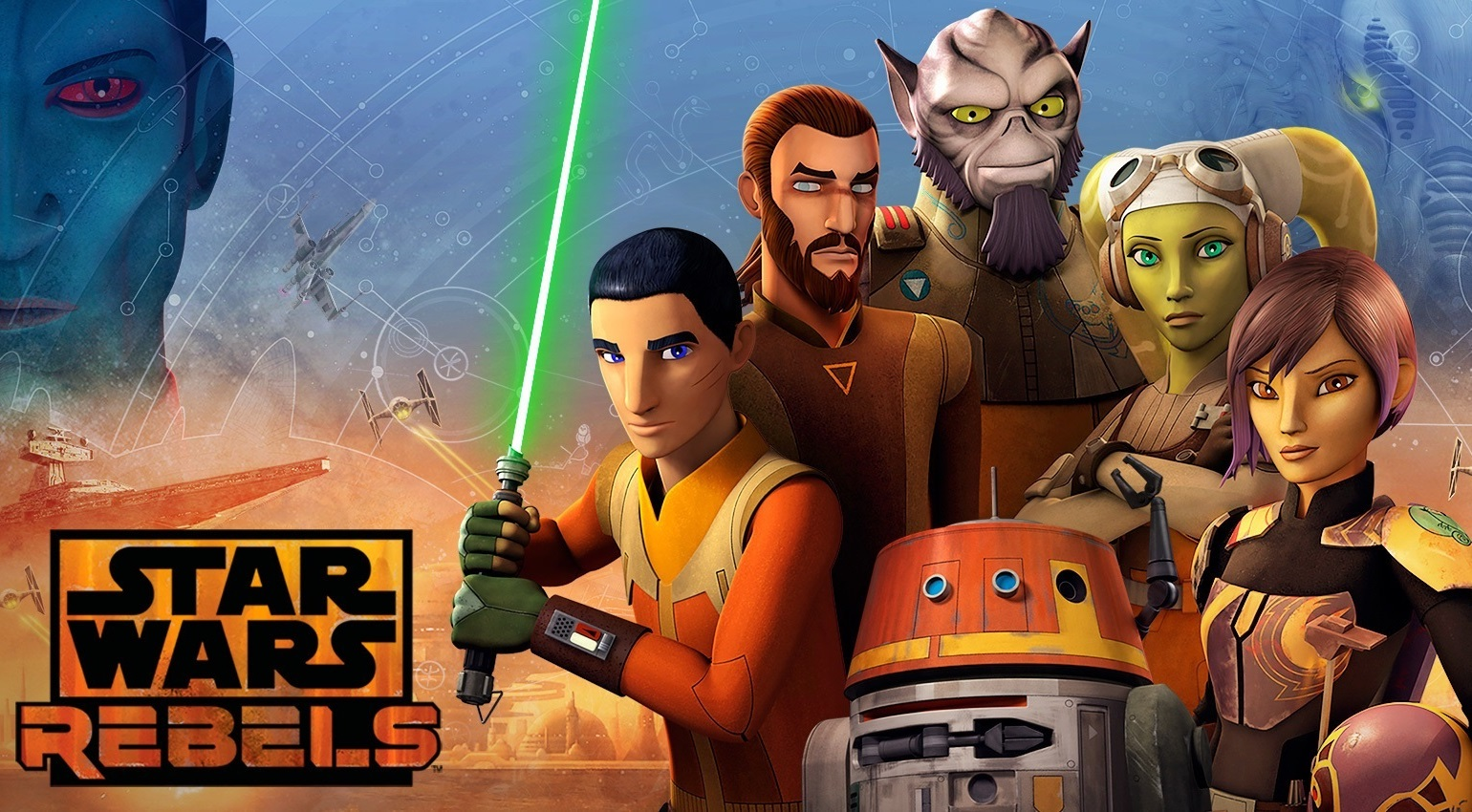 Un ultimo tuffo in Star Wars Rebels!