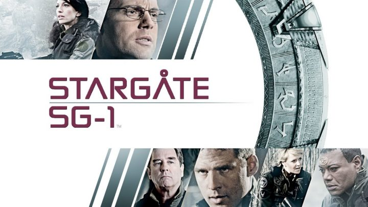Il libro Stargate SG-1: Behind Enemy Lines
