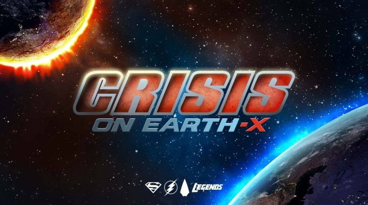 In arrivo il cross-over Crisis On Earth-X