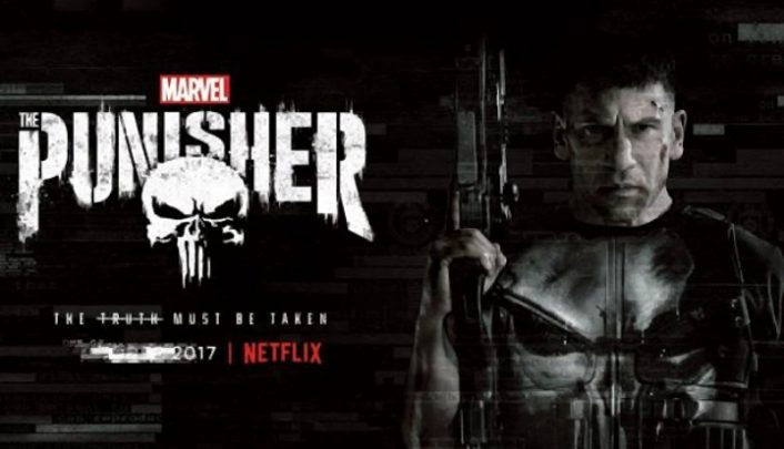 Finalmente è arrivato The Punisher...