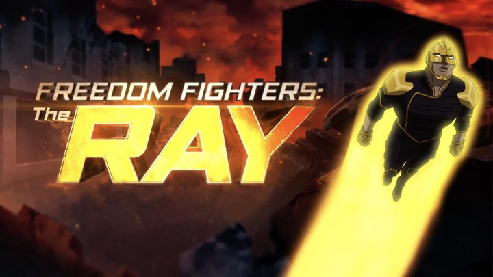 Negli USA arriva Freedom Fighters: The Ray