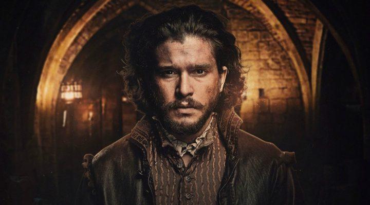 La miniserie storica Gunpowder su HBO...