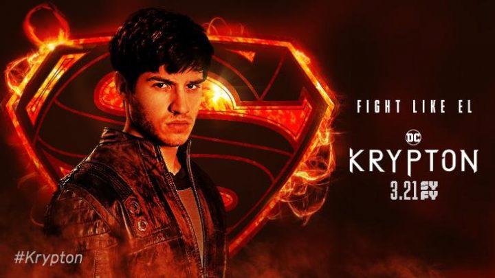 La DC sbarca in TV con Krypton