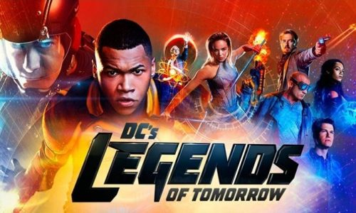 Soundtrack n°2 per Legends Of Tomorrow