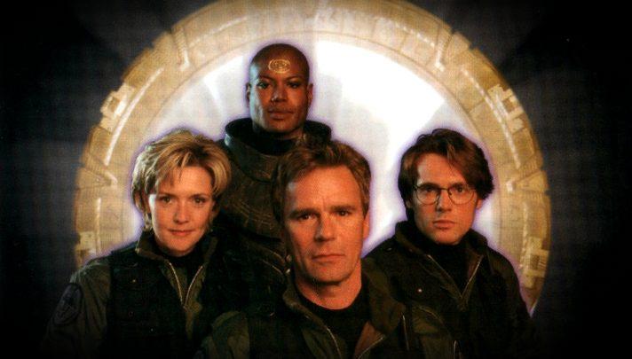 ...Il primo soundtrack di Stargate SG-1