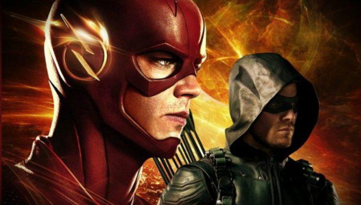 La duologia letteraria di Arrow e Flash