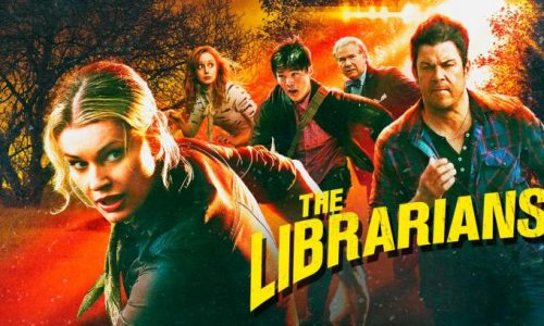 Arriva la quarta stagione di The Librarians!