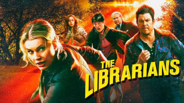 Arriva la quarta stagione di The Librarians!