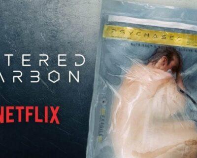 La sci-fi nel 2018: Altered Carbon