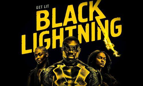 The CW presenta infine Black Lightning!