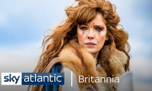 Britannia arriva su Amazon e Sky Atlantic
