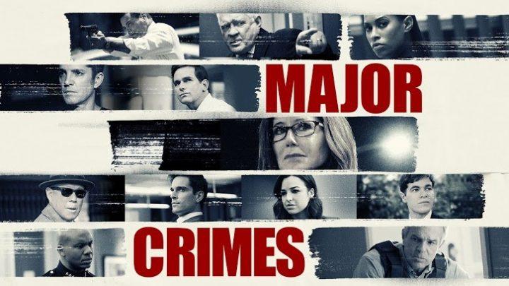 La stagione finale di Major Crimes su Premium