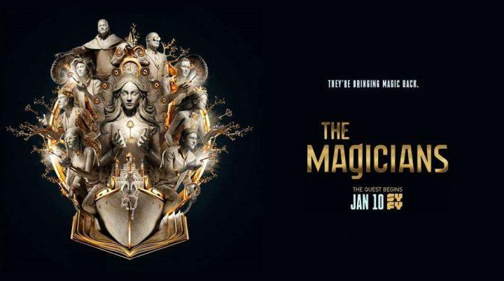 Arriva la terza stagione di The Magicians