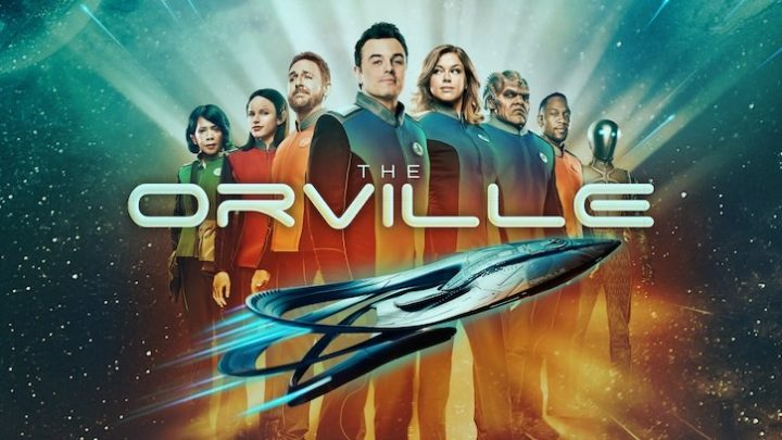 The Orville, La space opera di MacFarlane