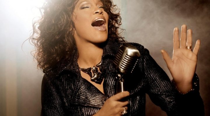 Una retrospettiva per Whitney Houston