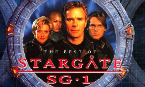 La raccolta musicale The Best Of Stargate SG-1