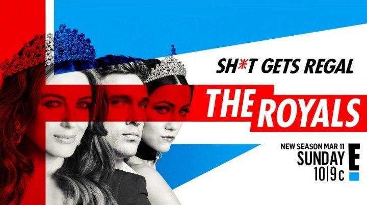 ...Torna in contemporanea The Royals