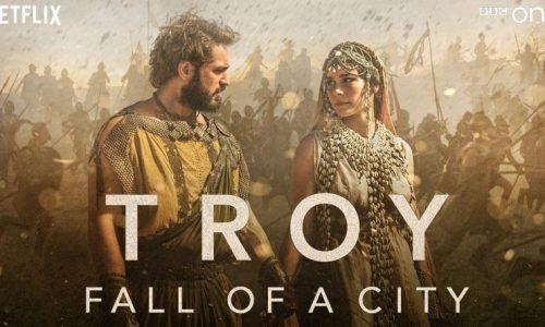 Alle origini del mito con Troy: Fall Of A City
