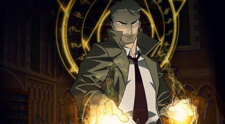 Constantine: City Of Demons su CW Seed