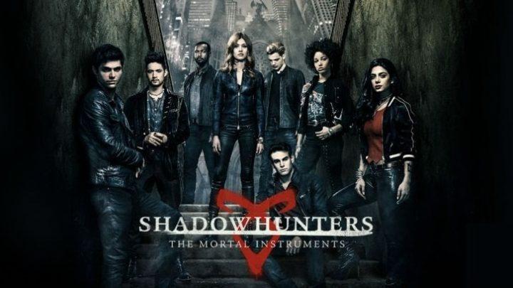 Terzo ciclo di episodi per Shadowhunters...