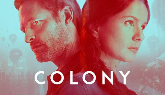 Su USA Network riparte infine Colony!