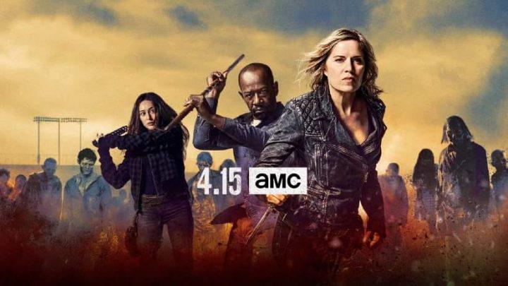 Fear The Walking Dead 4.0 e cross-over!