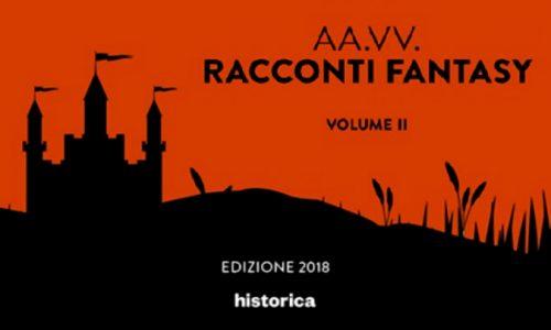…Nelle librerie c'è Racconti Fantasy, Vol. II