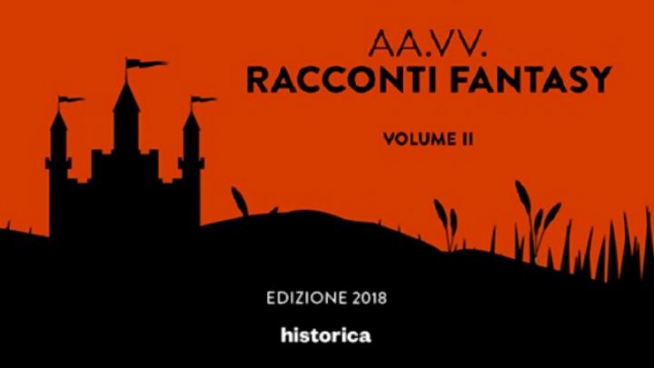 ...Nelle librerie c'è Racconti Fantasy, Vol. II
