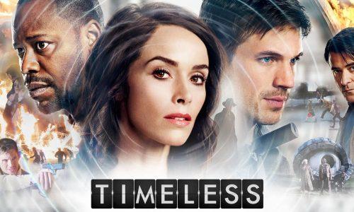 …Il soundtrack ufficiale di Timeless