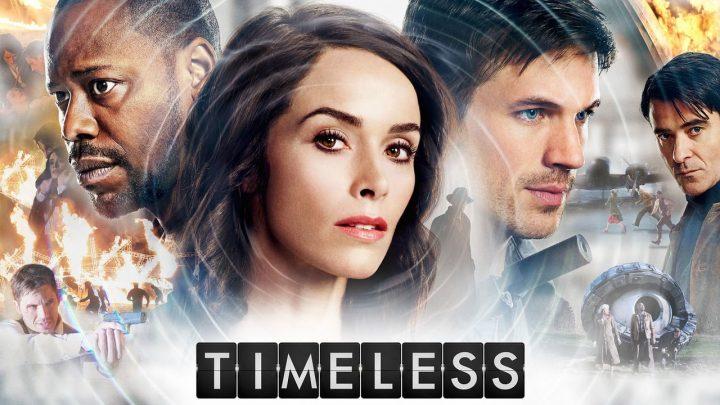...Il soundtrack ufficiale di Timeless
