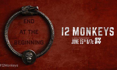 12 Monkeys si conclude con la stagione 4!