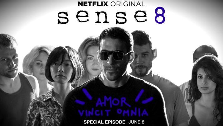 Il film conclusivo di Sense8 su Netflix!