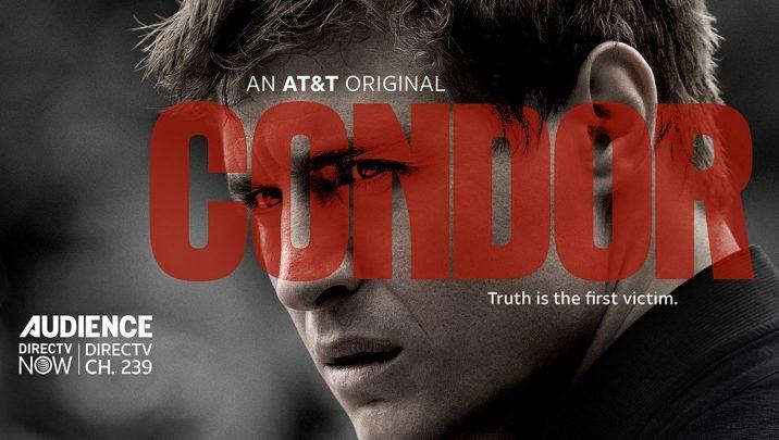 Condor, Il ritorno in TV di Max Irons