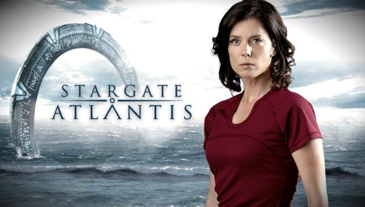 Stargate Atlantis e il destino di Elizabeth...