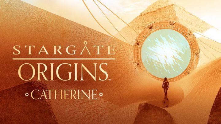 Anticipazioni su Stargate Origins: Catherine