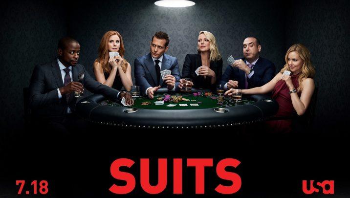 Un'improbabile ottava stagione per Suits