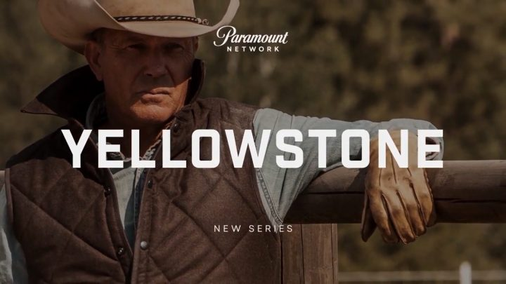 Kevin Costner torna in TV con Yellowstone