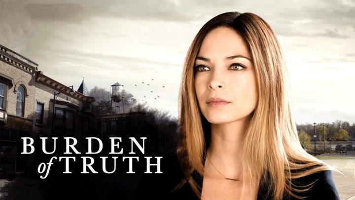 Pronti a Burden Of Truth con Kristin Kreuk?