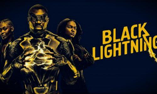 …Un po' di musica per Black Lightning!