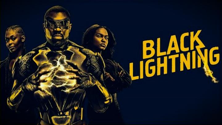 ...Un po' di musica per Black Lightning!