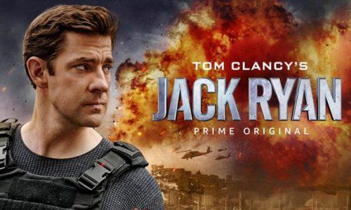 Da Tom Clancy arriva in TV Jack Ryan