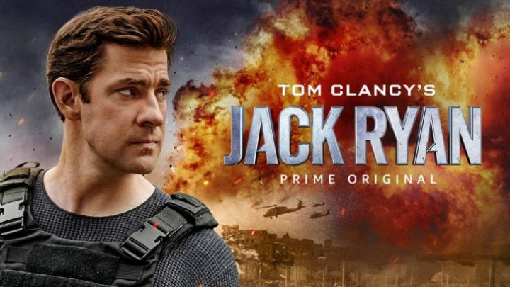 Da Tom Clancy arriva in TV Jack Ryan
